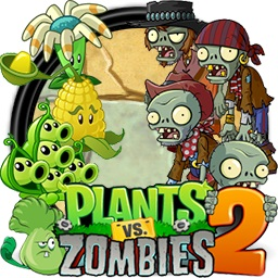 plants vs zombies 2 logo