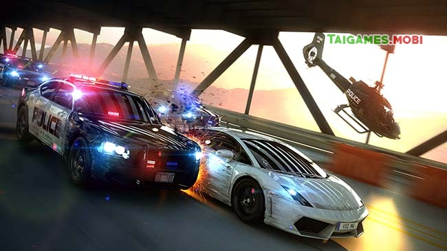 do hoa trong game need for speed most wanted