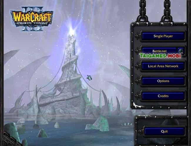 cac lua chon trong game warcraft 3 frozen throne