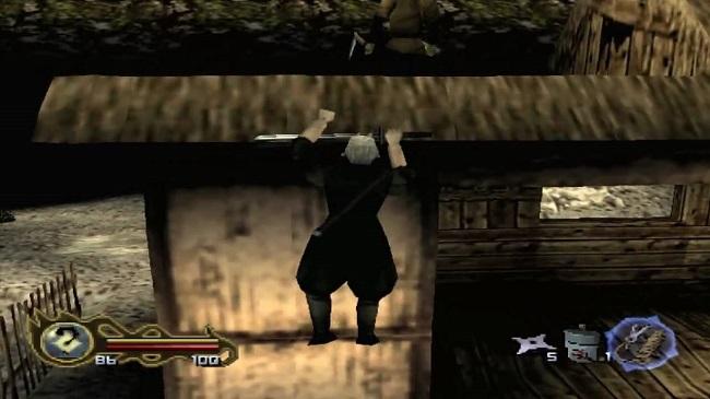 cac level choi trong game tenchu PS1