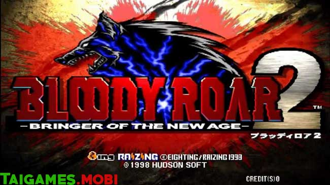 tai game dau truong thu bloody roar ve may tinh pc