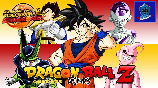gioi thieu nhan vat game dragon ball z legends