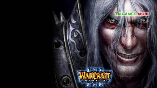 man hinh gioi thieu trong game warcraft 3 frozen throne