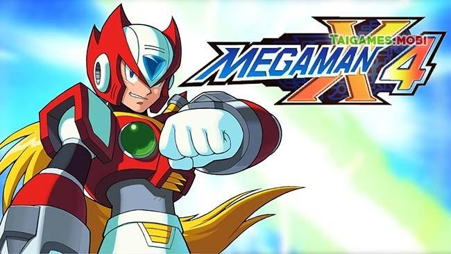 gioi thieu nhan vat trong game megaman x4