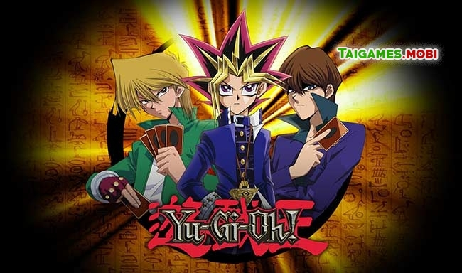 gioi thieu game yugioh ps1 Forbidden Memories