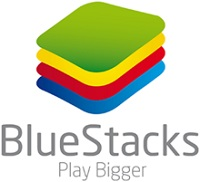 logo phan mem gia lap android bluestacks