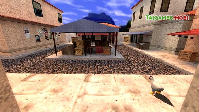 map ban do trong game couter strike 1.0