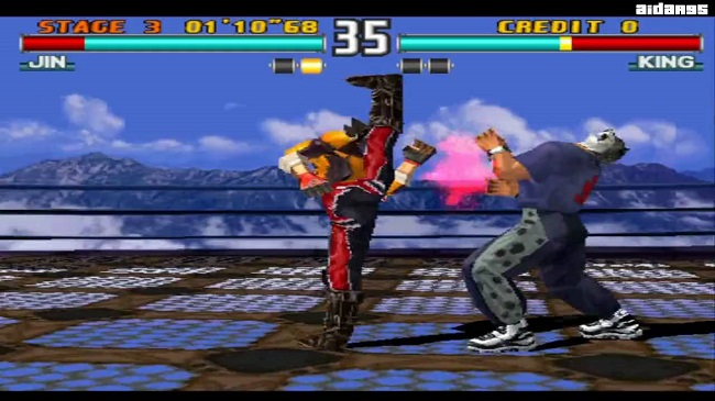 ky nang trong game ly tieu long tekken 3