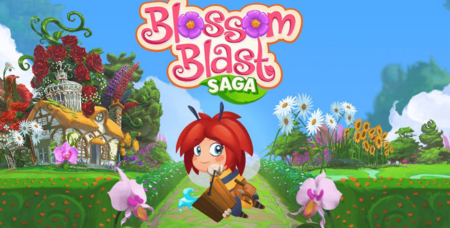 tải game blossom blast saga miễn phí