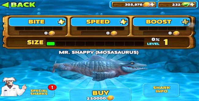 tải game cá mập săn mồi miễn phí