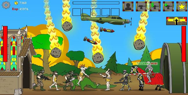 Tải Game Cuộc Chiến Xuyên Thế Kỷ Về Điện Thoại - Taigames mobi