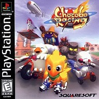 tai game dua xe thu chocobo racing