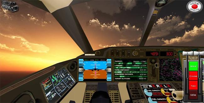 tải game lái máy bay mô phỏng