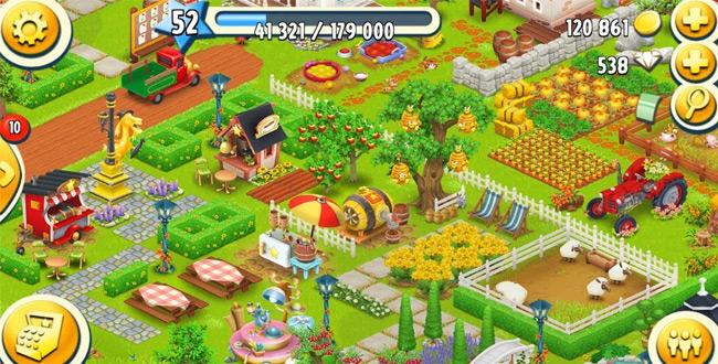 tải game nông trại hay day miễn phí