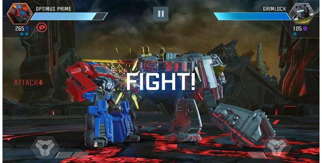 tải game robot chiến đấu cho điện thoại