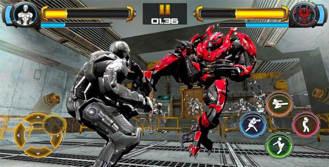 tải game robot chiến đấu miễn phí