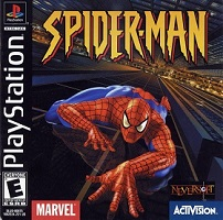 tai game spiderman ps1