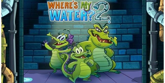 tải game tắm cho cá sấu 2 miễn phí