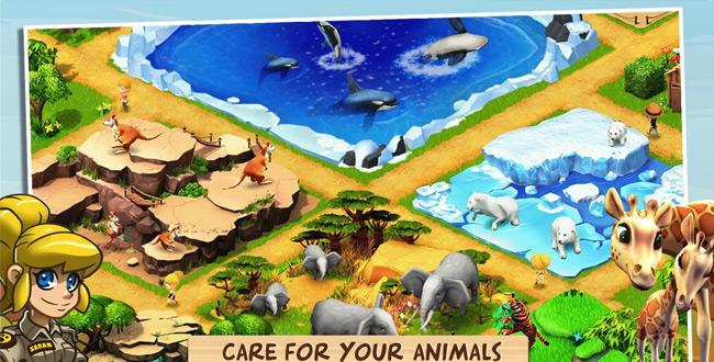 tải game wonder zoo miễn phí