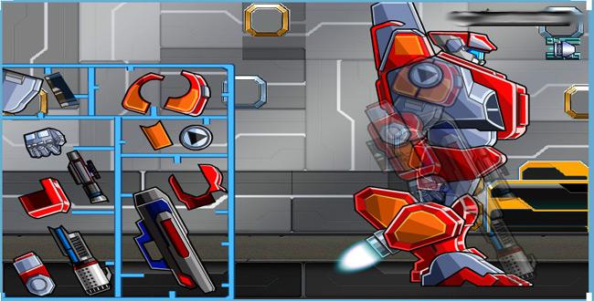 tải trò chơi lắp ráp robot