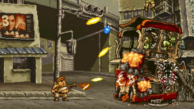 map trong game metal slug x