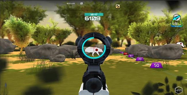 game bắn súng offline cho điện thoại