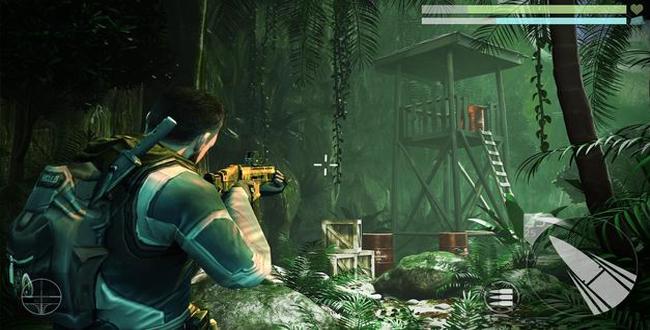 tải game bắn súng offline cho android