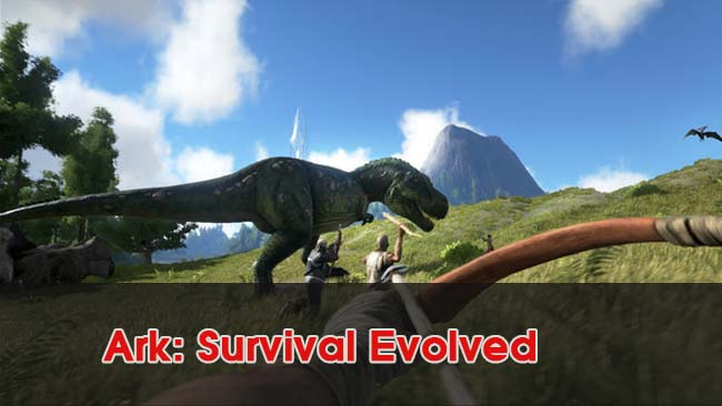 Ark–Survival-Evolved-game-giong-battlegrounds-tren-pc