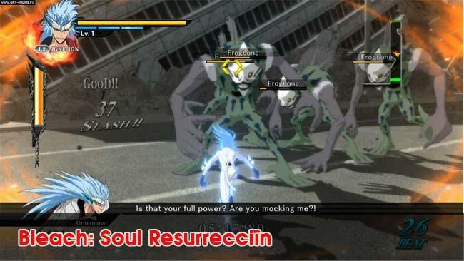 Bleach–Soul-Resurrección
