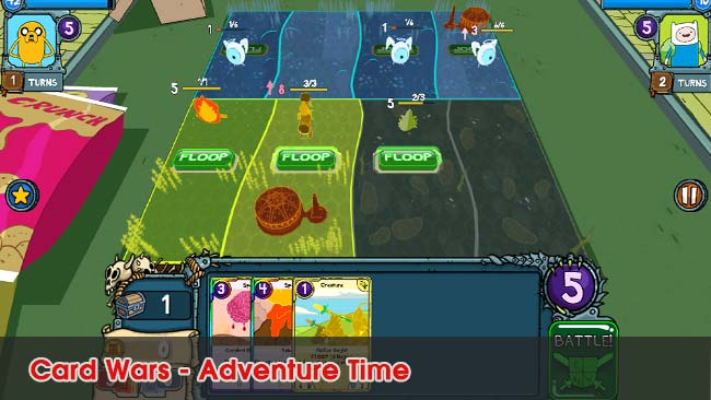 Card-Wars—Adventure-Time-top-game-the-bai-danh-theo-luot-hay-nhat