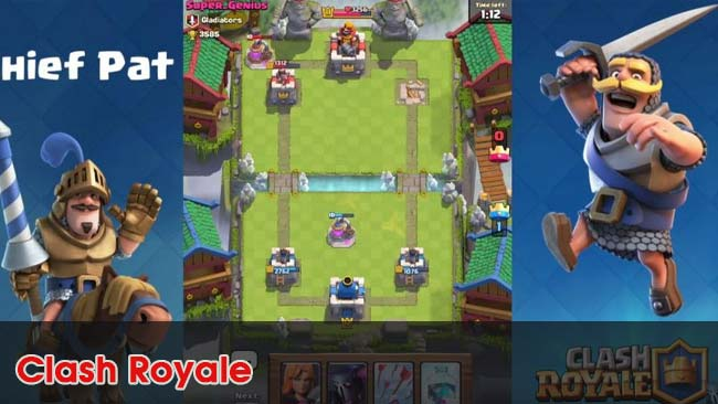 Clash-Royale-top-game-chien-thuat-mobile-2019