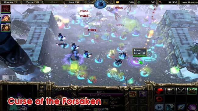 Curse-of-the-Forsaken-custom-map-hay-danh-voi-may