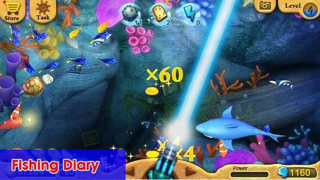 Fishing-Diary-top-game-ban-ca-doi-thuong