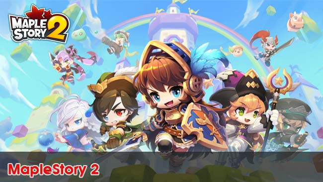 MapleStory-2-top-game-nhap-vai