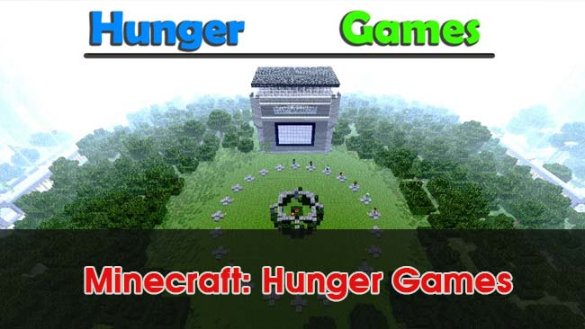 Minecraft-Hunger-game-giong-battlegrounds-tren-pc