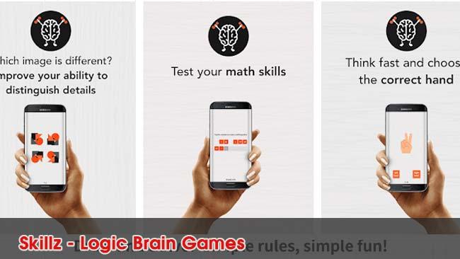 Skillz—Logic-Brain-Games