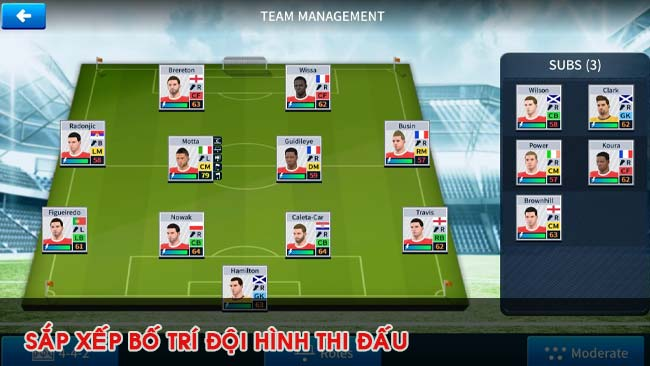 bo-tri-doi-hinh-trong-game-dream-league-soccer-2019