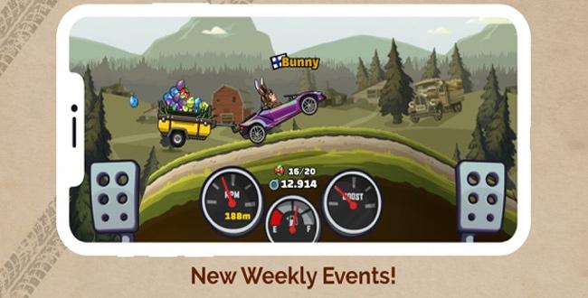 game hill climb racing