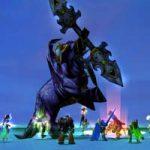 Map Warcraft Hay Đánh Với Máy