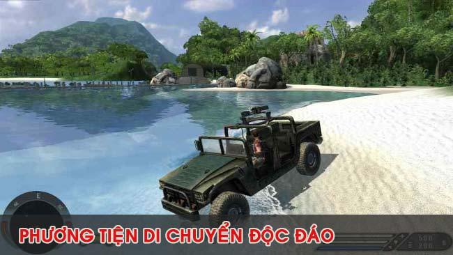 phuong-tien-di-chuyen-trong-game-ban-sung-far-cry-1