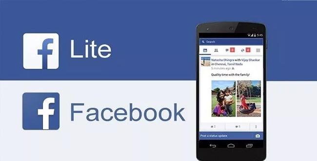 tải facebook lite về điện thoại