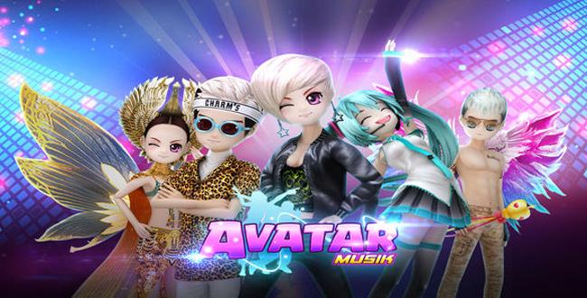 tải game avatar musik miễn phí