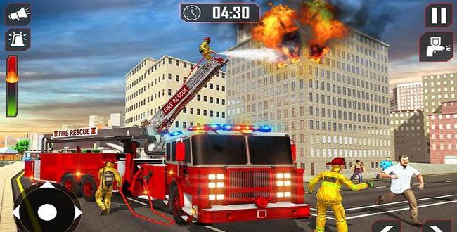 tải game cứu hỏa về điện thoại