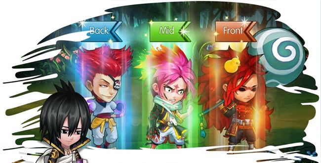tải game đấu trường manga về điện thoại