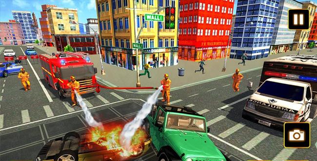 tải game lính cứu hỏa