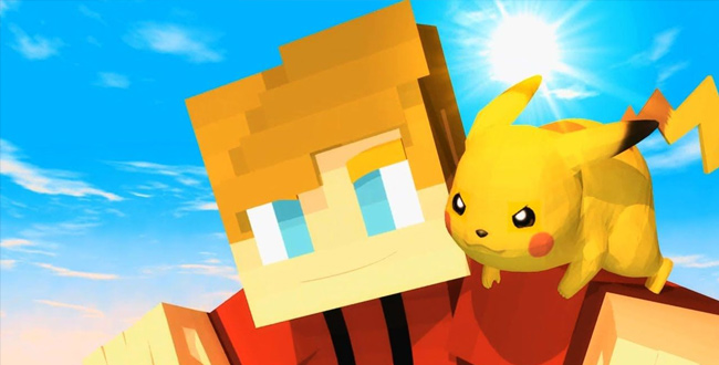 tải game pixelmon miễn phí