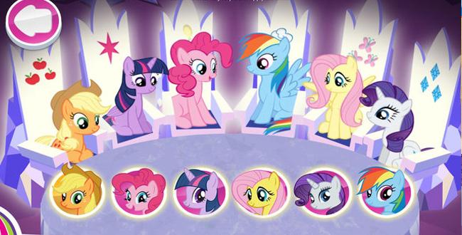 tải game pony về điện thoại