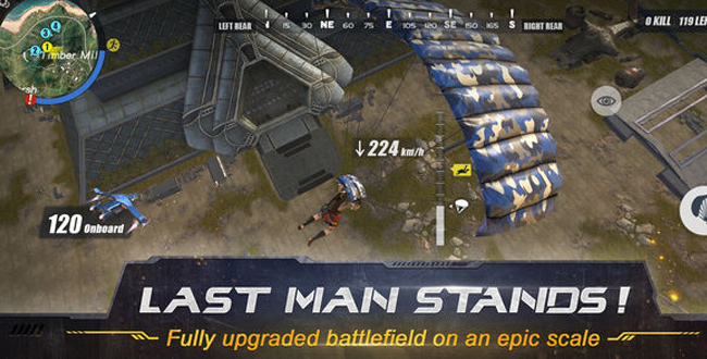 tải game rules of survival cho android