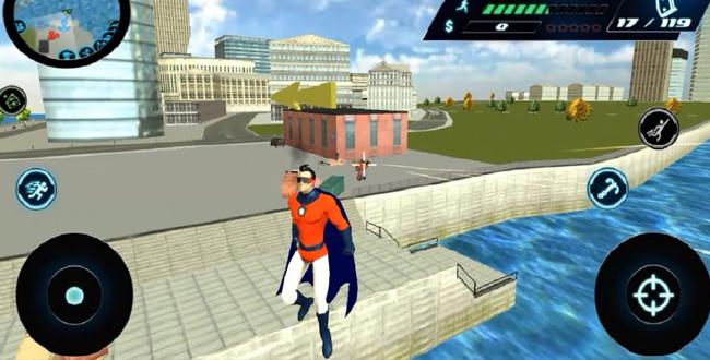 tải game super hero về điện thoại