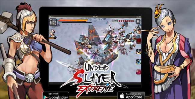 tải game undead slayer miễn phí
